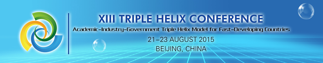 The Triple Helix International Conference 2015