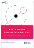 HUMAN RESOURCE DEVELOPMENT INTERNATIONAL