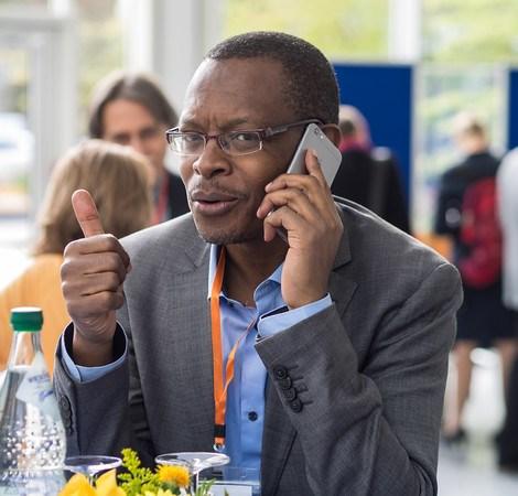 Mr Mike MUTUNGI I Choose Life - Africa Host First International Triple Helix Summit 2017