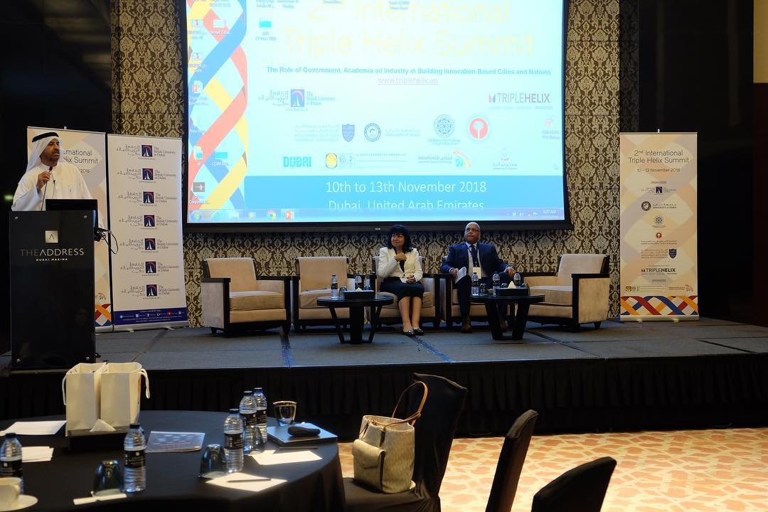 The II International Triple Helix Summit from the delegates
